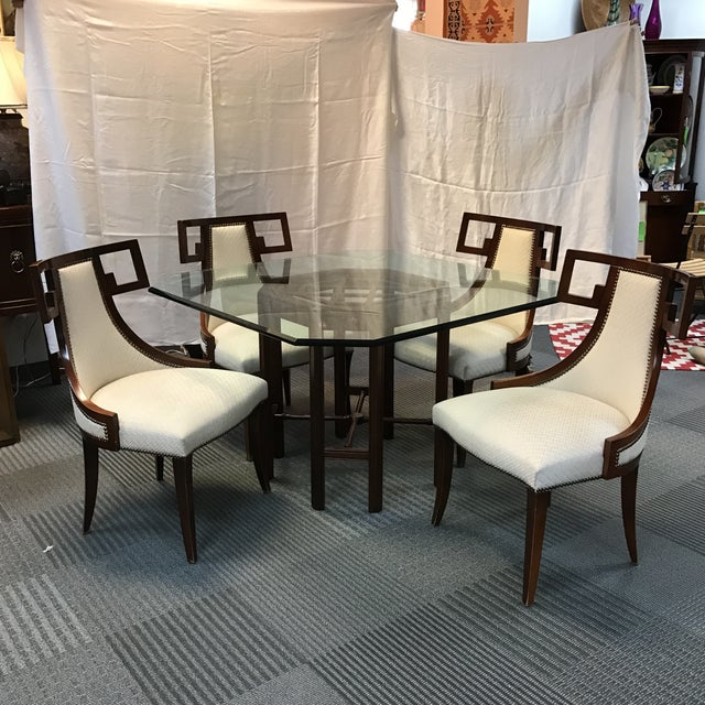 Baker Chinoiserie Dining Set - Image 3 of 11