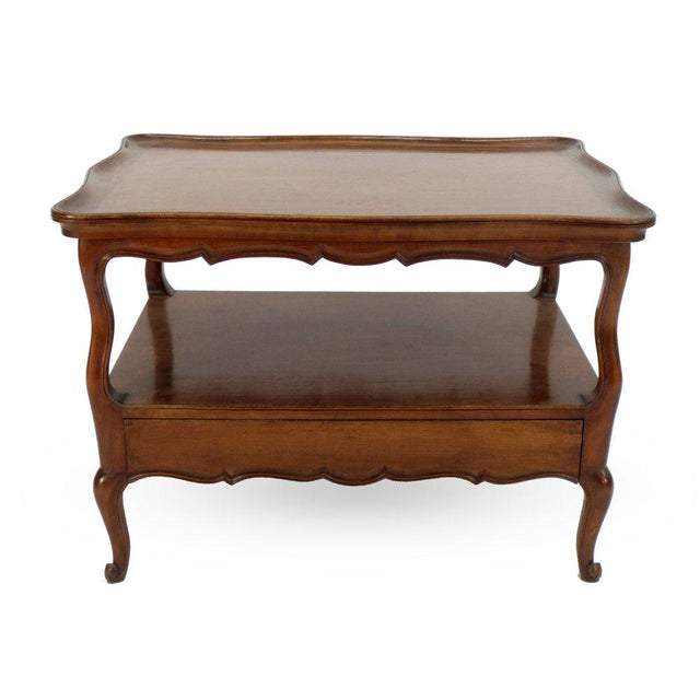 Wood Syrie Maugham Model Coffee Table For Sale - Image 7 of 7