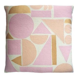Melanie Blush Floor Pillow Cover