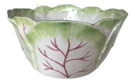 Image of Raspberry Red Decorative Bowls