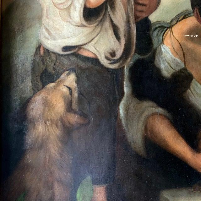 19th Century Copy After Bartolomé Esteban Murillo For Sale - Image 10 of 13