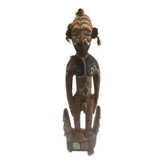 Papua New Guinea Sculpture For Sale