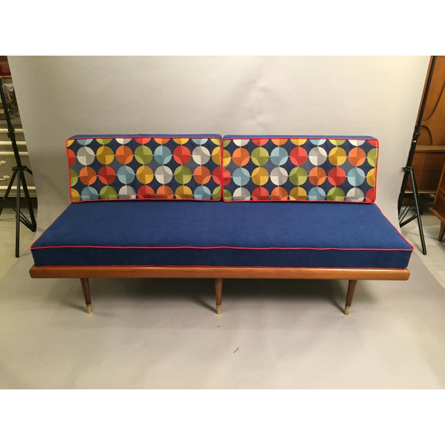 Mid-Century Danish Modern Daybed/Settee or Sofa - Image 3 of 8