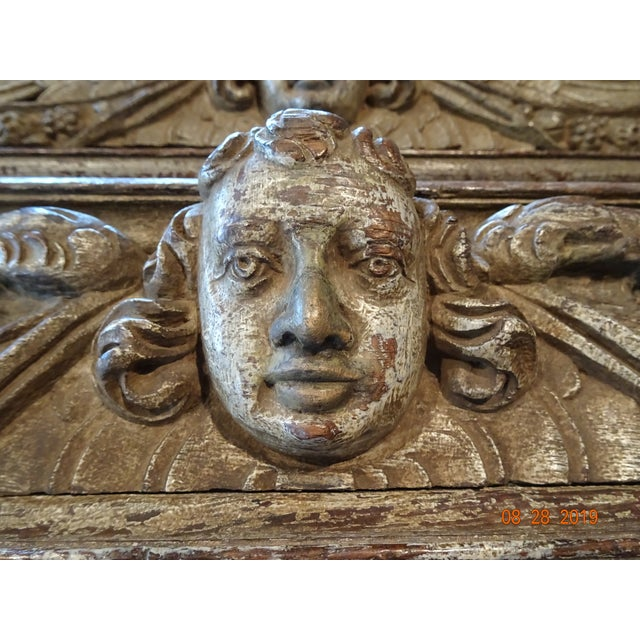 Pair of 18th Century Italian Architectural Panels For Sale - Image 10 of 13