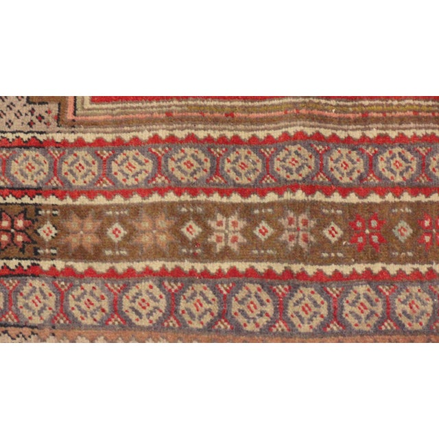 """Anatolian Oushak , 5'7"""" x 3'7"""" - Image 4 of 4"""