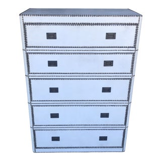 Restoration Hardware Chest of Drawers For Sale