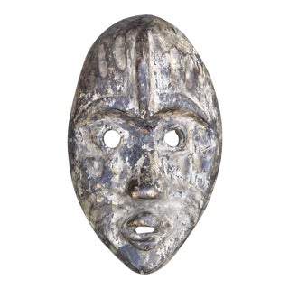 African Wooden Lega Mask For Sale