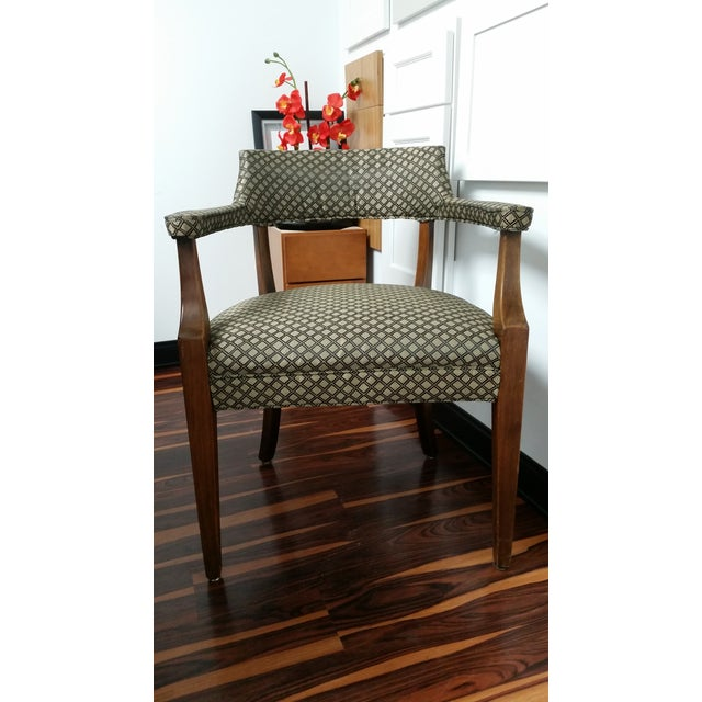 Traditional Myrtle Desk Company Chair For Sale - Image 3 of 3