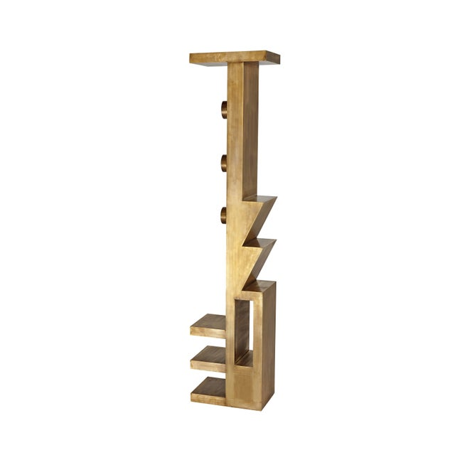 Brass Tom Dixon Mass Coat Stand For Sale - Image 8 of 8