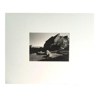 "1970s ""Neskaupstadur"" Icelandic Landscape Photograph by Fred Picker For Sale"