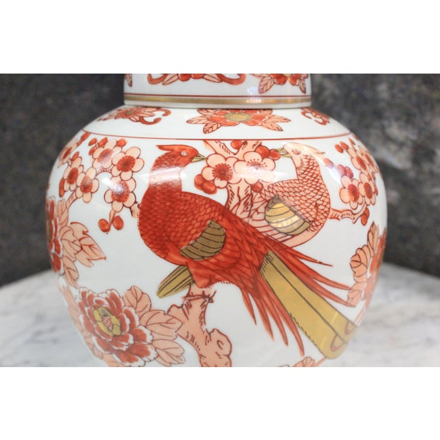 Chinese Imari Ginger Jar For Sale In New York - Image 6 of 9