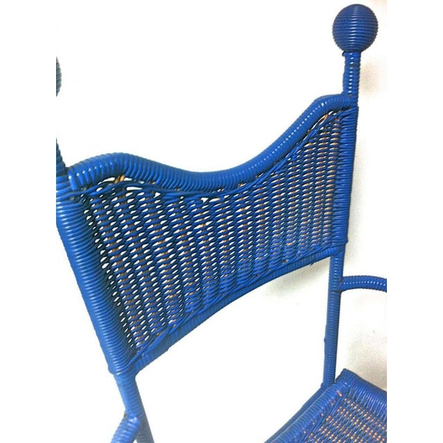 1950s Jean Royere Unique, Documented Personal Armchair From His House in Brittany For Sale - Image 5 of 7
