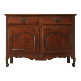 18th Century French Louis XV Cherry Buffet