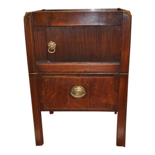 Antique English Commode For Sale