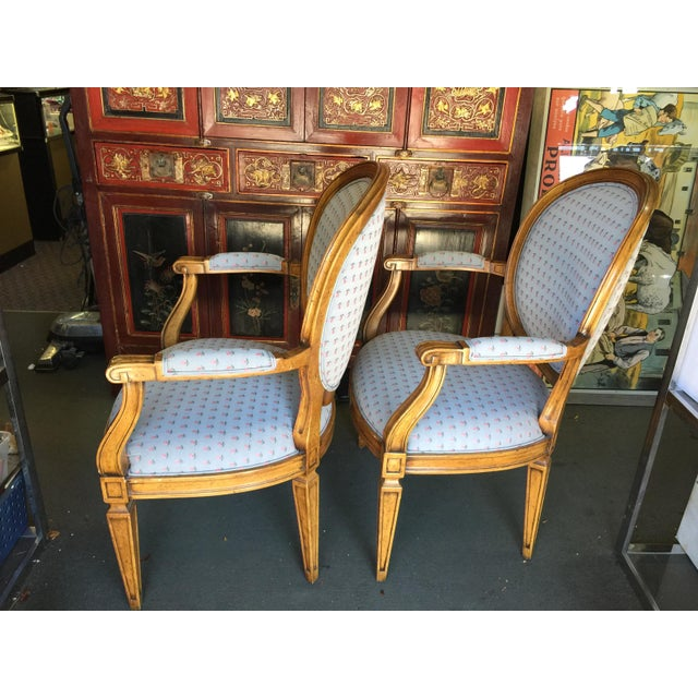 2000 - 2009 William Switzer Bergeres a Pair For Sale - Image 5 of 10