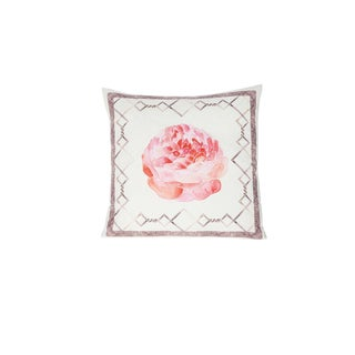 Linen Flower With Frame Pillow For Sale
