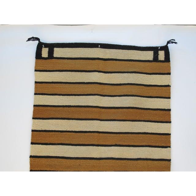 Striped Navajo Rug - 2′6″ × 5′6″ - Image 4 of 10
