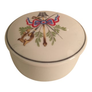 1980s Limoges Bicentennial Box For Sale