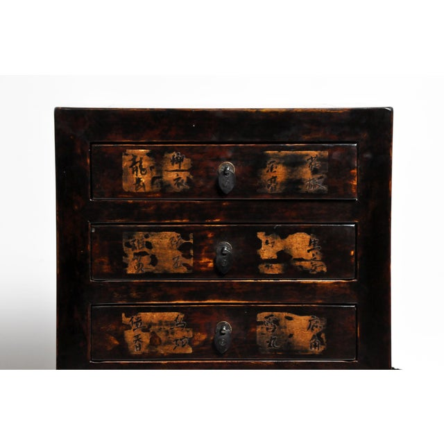 2010s Chinese Side Chests - a Pair For Sale - Image 5 of 13