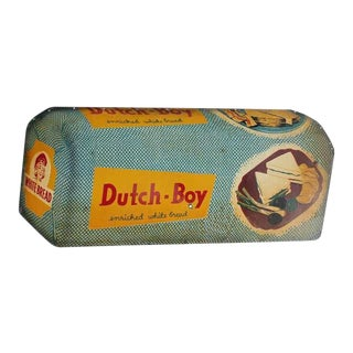 Advertising Masonite Sign for Dutch Boy, 1950s For Sale