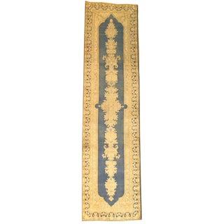 Vintage Kerman Runner - 2'5'' x 9'1'' For Sale