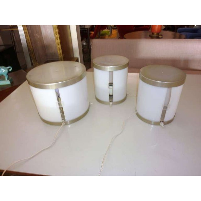 1966 Italian Table Lamps - Set of 3 - Image 2 of 4