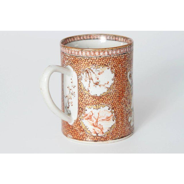 Late 18th Early 19th Century Chinese Export Mugs / Tankards For Sale - Image 11 of 13