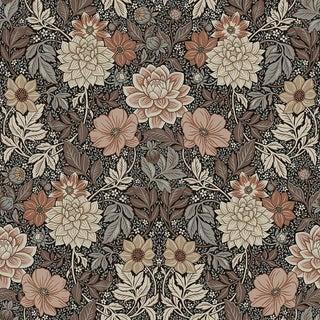 Dahlia Garden Wallpaper by Borastapeter Wallpaper - This Is a Sample For Sale