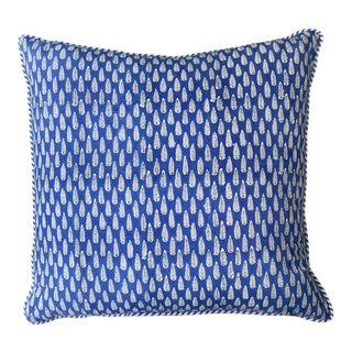 Block Print Korba Pillow For Sale