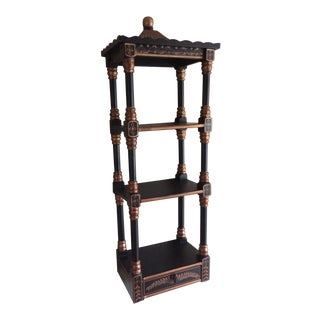Pagoda Wall Shelf For Sale