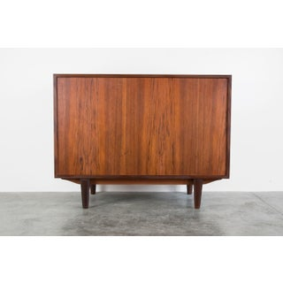 Exquisite Ib Kofod-Larsen for J. Clausen Brande Møbelfabrik Teak Dresser Preview