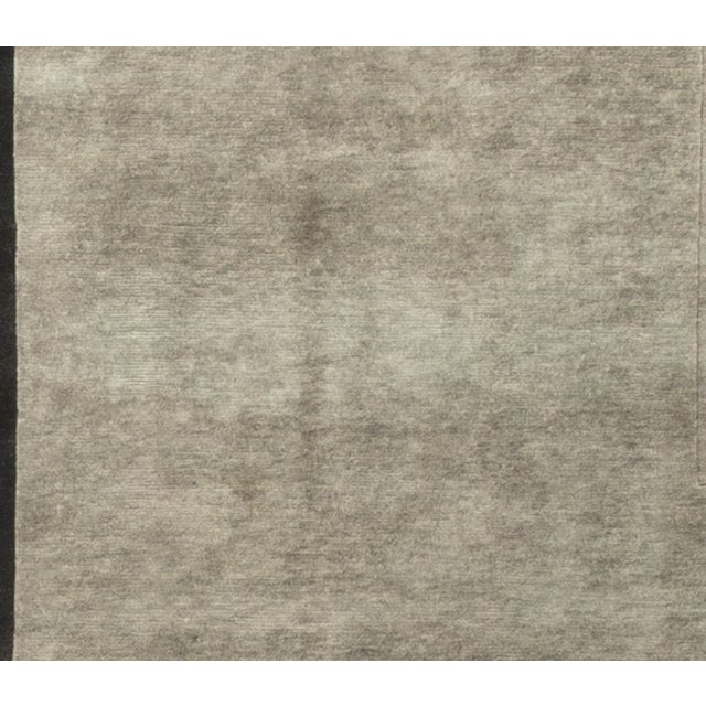 """Modern Hand-Knotted Wool Rug - 8'3"""" x 11'2"""" - Image 3 of 4"""