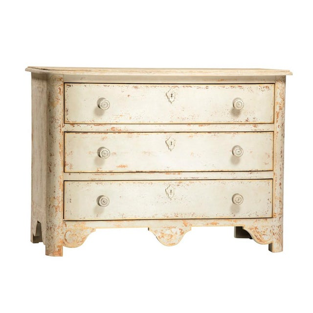 Antique 3 Drawer Dresser With Iron Handles - Image 2 of 2