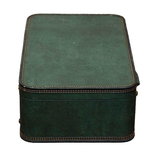 JC Higgins Green Suitcase - Image 7 of 10