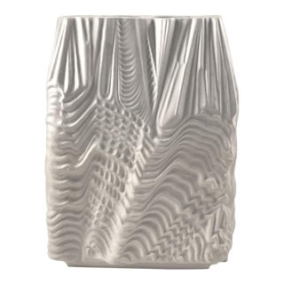 1960s Martin Freyer for Rosenthal 'Wave Vase'