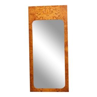 1970s Lane Burl Mirror For Sale