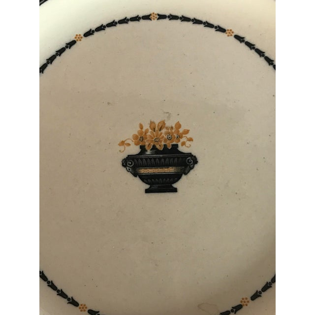 Neoclassical Wedgewood Etruria Plates - set of 4 For Sale - Image 3 of 6