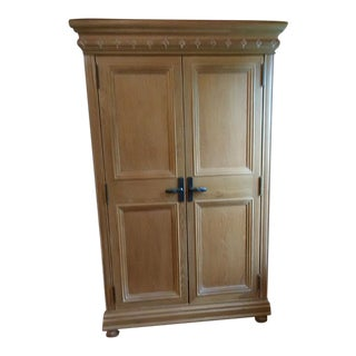 Lexington Solid Oak Armoire