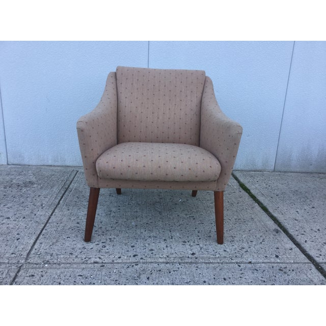 Vintage Danish Modern Lounge Chairs - A Pair - Image 8 of 11