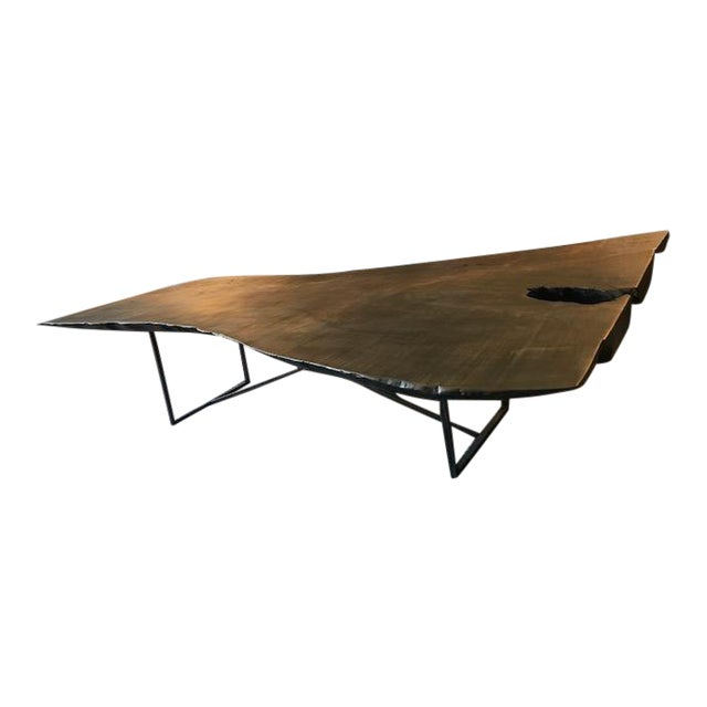 ABC Home Reclaimed Wood Coffee Table For Sale