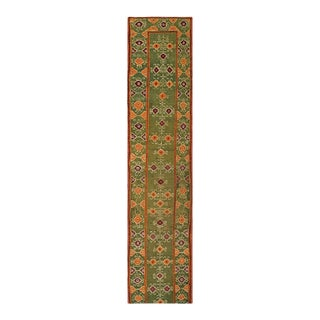 Antique Indian Agra Rug For Sale