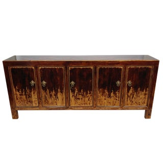 Reclaimed Wood Beijing Sideboard