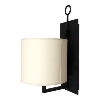 Ian K. Fowler for Visual Comfort Aspen Iron Wall Lamp For Sale