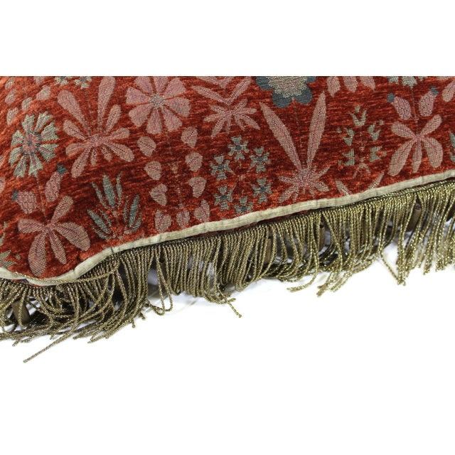 Textile Tapestry Drawing Room Pillows For Sale - Image 7 of 9