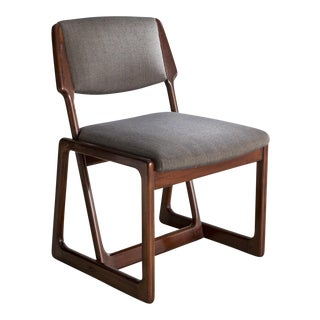 """""""Chico"""" chair by Sergio Rodrigues. Rio de Janeiro, Brazil, 1990. For Sale"""
