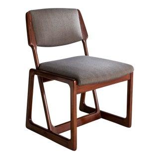 """Chico"" chair by Sergio Rodrigues. Rio de Janeiro, Brazil, 1990."