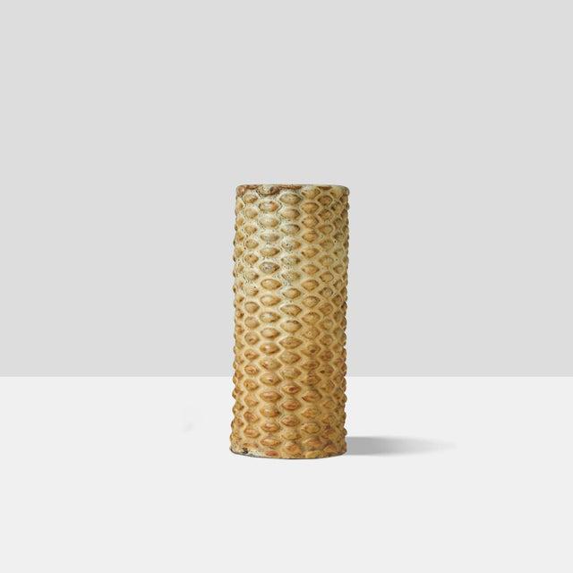 Danish Modern Glazed vase by Axel Salto for Royal Copenhagen For Sale - Image 3 of 5
