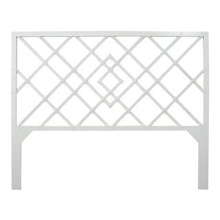 Darien Headboard King - White For Sale