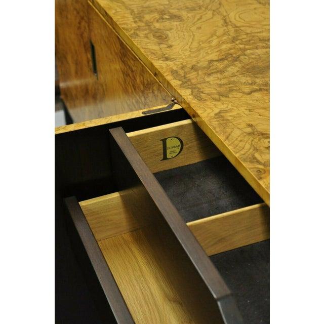 Roger Sprunger for Dunbar Burled Olivewood Credenza For Sale - Image 11 of 13