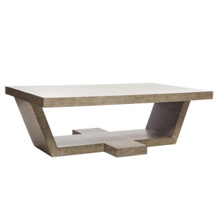 Modern Corbin Cocktail Table For Sale